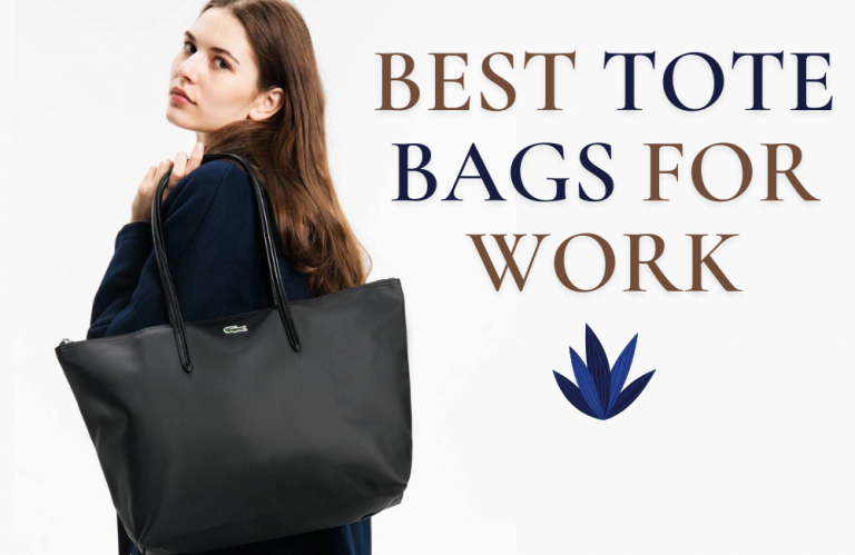 Best Black Tote Bags for Work