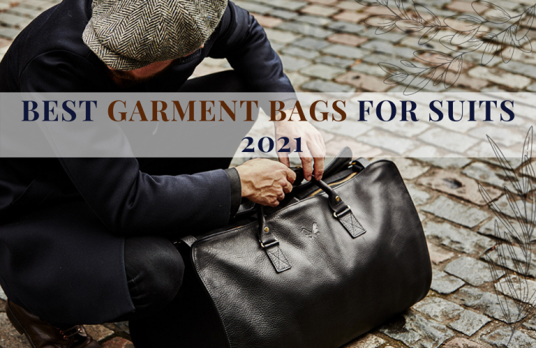 Best Garment Bags for Suits in 2021