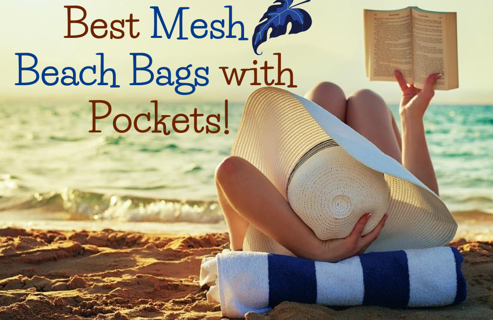 Best Mesh Beach Bags with Pockets