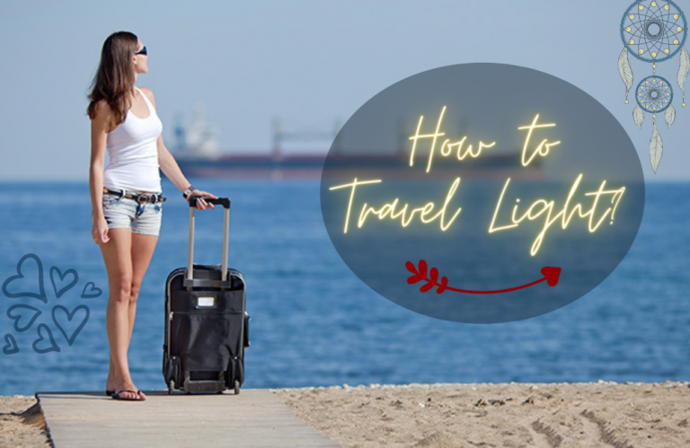 Tips on How to Travel Light?