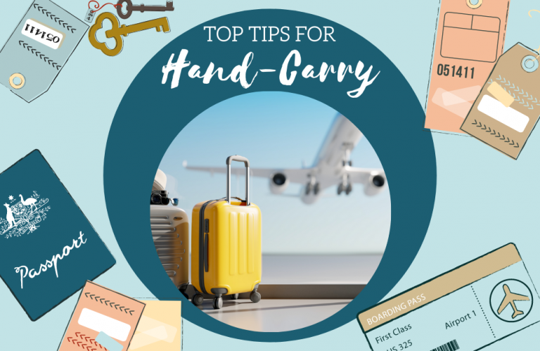 TSA Guidelines for  Hand-Carry during Traveling