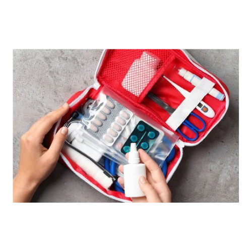 Traveling medical items